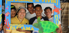 Conserving Marine Turtles in the Eastern Pacific of Nicaragua
