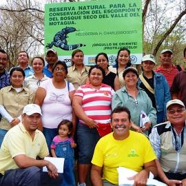 Local authorities promoting law enforcement within Motagua Valley as part of the project