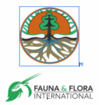 The logos of the Indonesian Ministry of Environment and Forestry and Fauna and Flora International