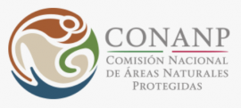 Logo of the Mexican federal agency in charge of conservation, CONANP